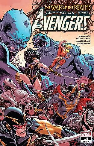 Avengers (2018-) #18
