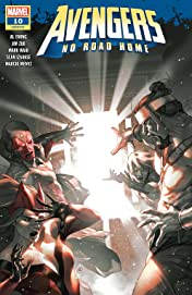 Avengers: No Road Home (2019) #10 (of 10)