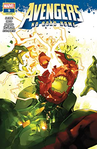 Avengers: No Road Home (2019) #9 (of 10)