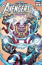 Avengers: Edge Of Infinity (2019) #1