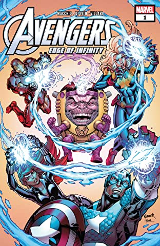 Avengers: Edge Of Infinity (2019) No.1
