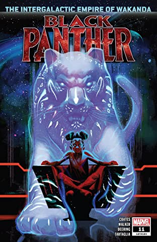 Black Panther (2018-) No.11