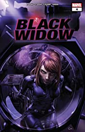 Black Widow (2019) No.4 (sur 5)