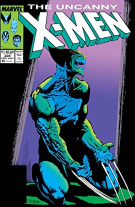 Uncanny X-Men (1963-2011) #234