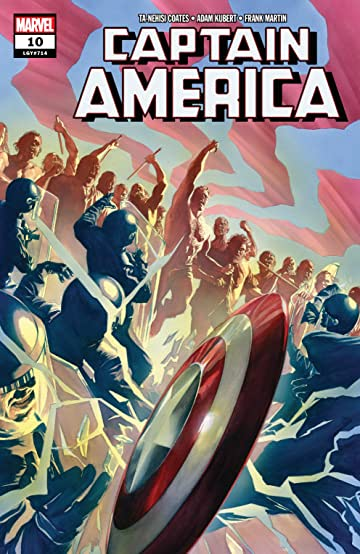 Captain America (2018-) No.10