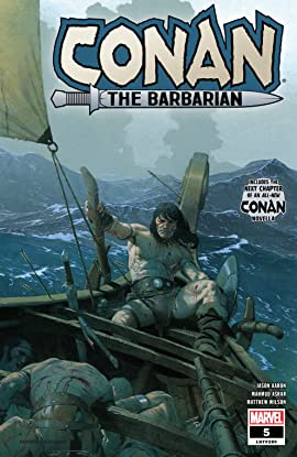 Conan The Barbarian (2019-) #5