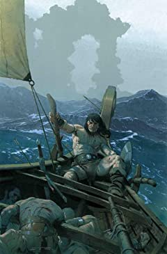 Conan The Barbarian (2019-) #5