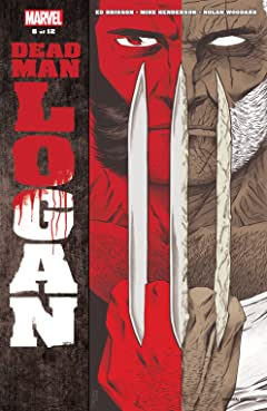 Dead Man Logan (2018-) #6 (of 12)