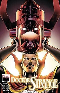 Doctor Strange (2018-) #13