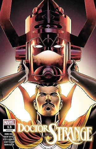 Doctor Strange (2018-2019) No.13