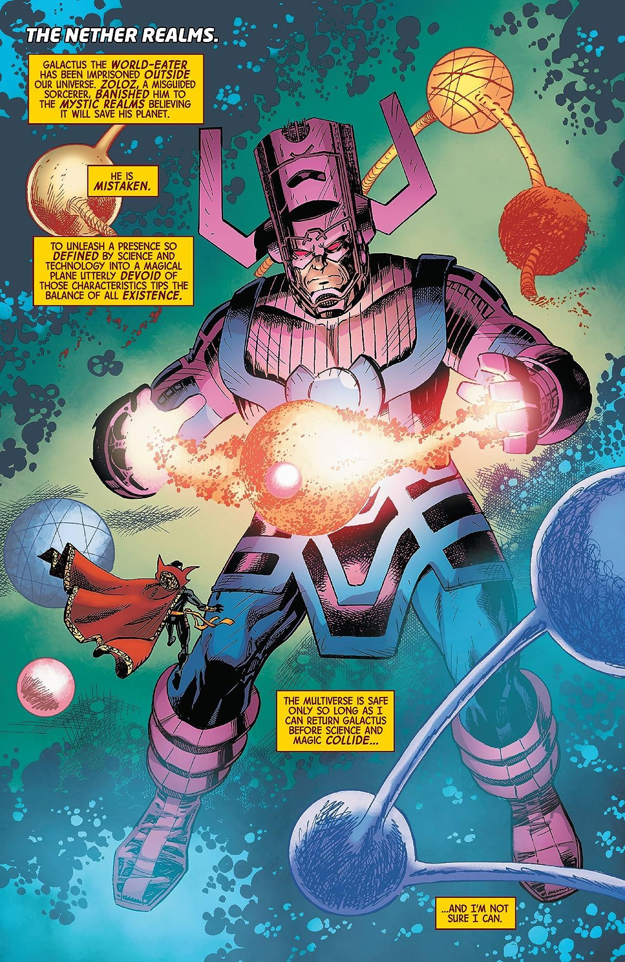Doctor Strange (2018-) No.13