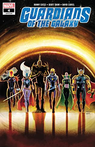 Guardians of the Galaxy (2019-) #4