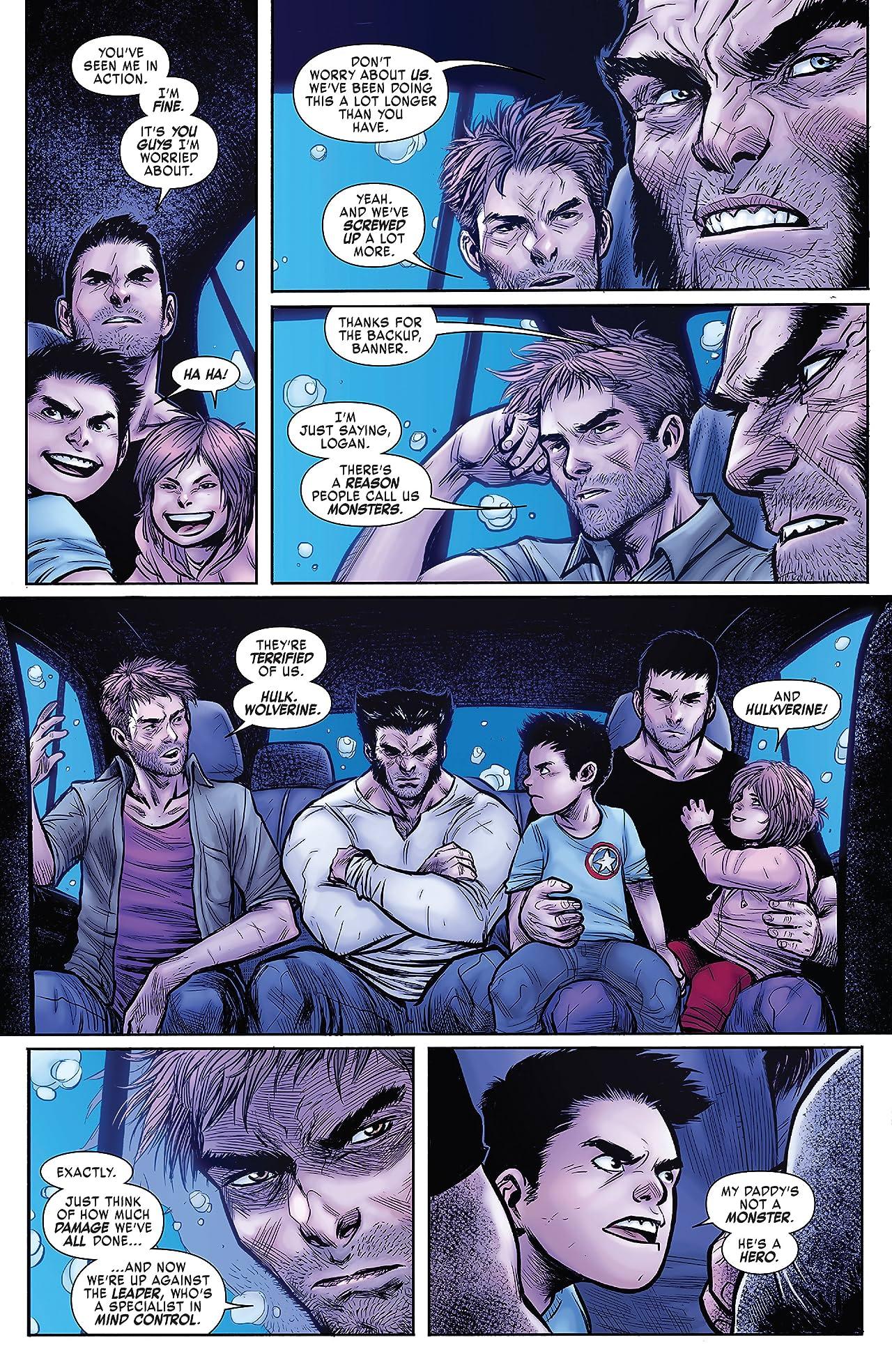 Hulkverines (2019) #3 (of 3)