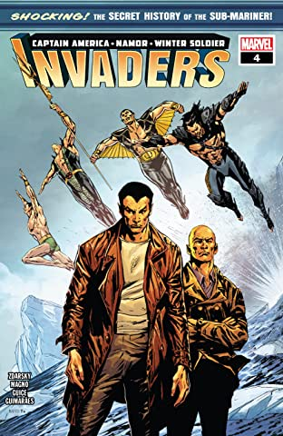 Invaders (2019) #4
