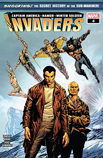 Invaders (2019-) No.4