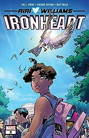 Ironheart (2018-) #5