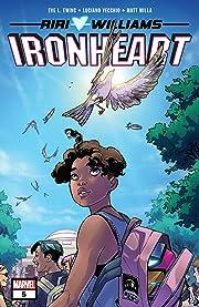 Ironheart (2018-2019) #5