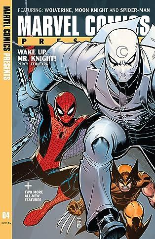 Marvel Comics Presents (2019-) #4