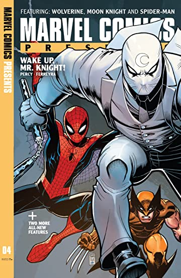 Marvel Comics Presents (2019-) #4