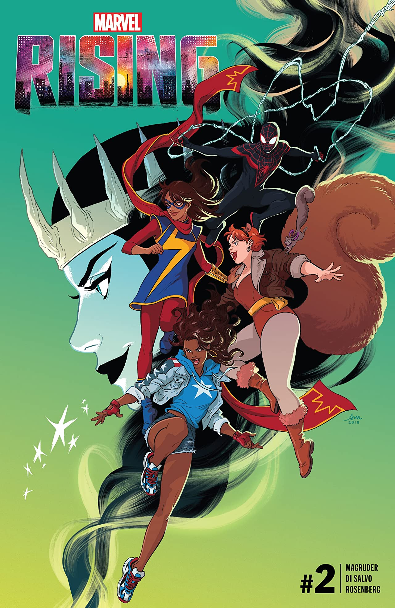 Marvel Rising (2019) #2 (of 5)