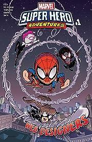 Marvel Super Hero Adventures: Spider-Man – Web Designers (2019) No.1