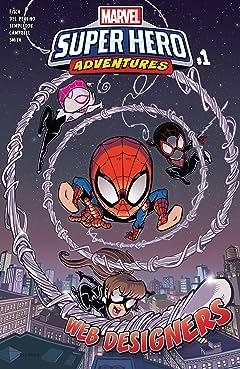 Marvel Super Hero Adventures: Spider-Man – Web Designers (2019) #1