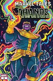 Marvel Tales: Thanos (2019) #1