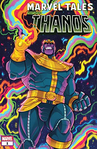 Marvel Tales: Thanos (2019) No.1