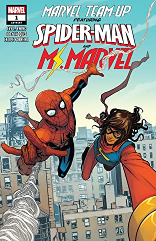 Marvel Team-Up (2019-) #1