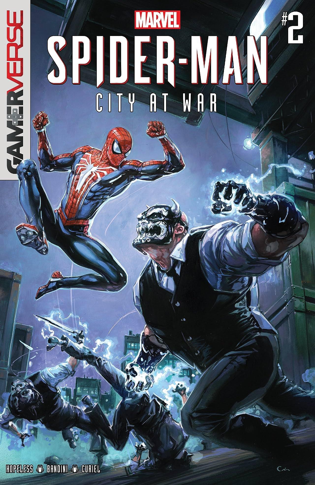 Marvel's Spider-Man: City At War (2019) #2 (of 6)