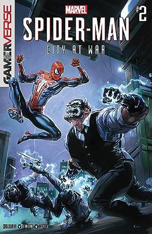 Marvel's Spider-Man: City At War (2019) No.2 (sur 6)