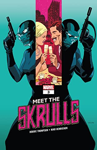 Meet The Skrulls (2019) #3 (of 5)