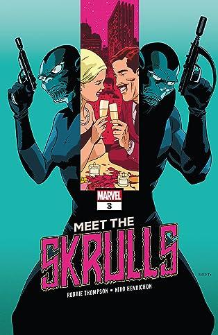 Meet The Skrulls (2019) #3 (of 5)