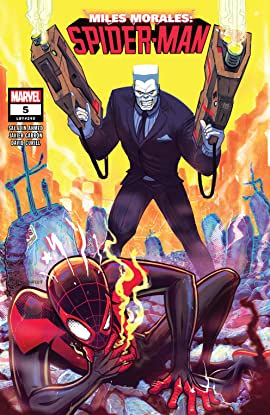 Miles Morales: Spider-Man (2018-) #5