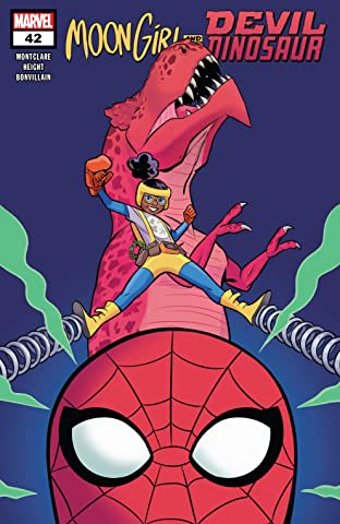 Moon Girl and Devil Dinosaur (2015-) #42