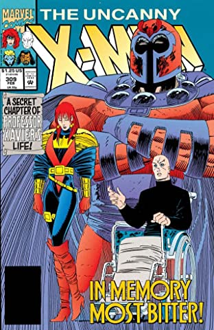 Uncanny X-Men (1963-2011) No.309