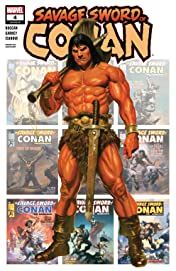 Savage Sword Of Conan (2019) No.4