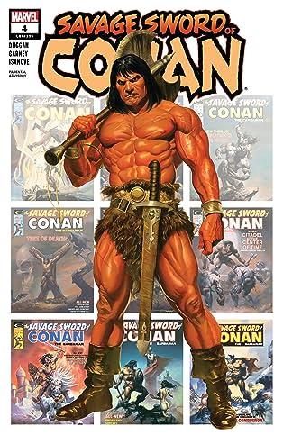 Savage Sword Of Conan (2019) #4