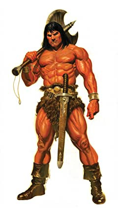 Savage Sword Of Conan (2019-) #4