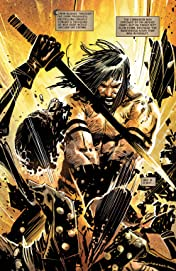 Savage Sword Of Conan (2019-) #4