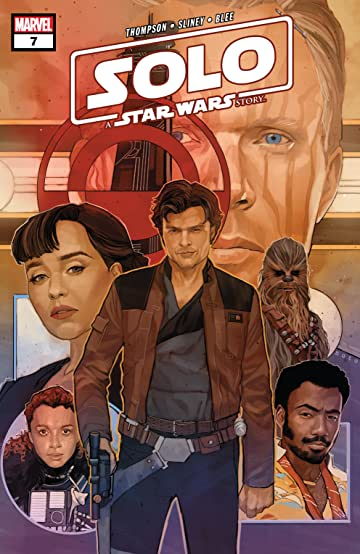Solo: A Star Wars Story Adaptation (2018-2019) No.7 (sur 7)