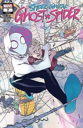 Spider-Gwen: Ghost-Spider (2018-2019) #7
