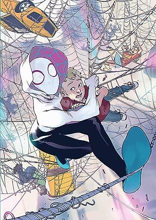 Spider-Gwen: Ghost-Spider (2018-) #7