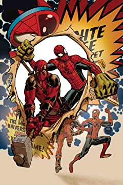Spider-Man/Deadpool (2016-) #49