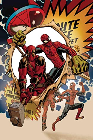 Spider-Man/Deadpool (2016-) #49