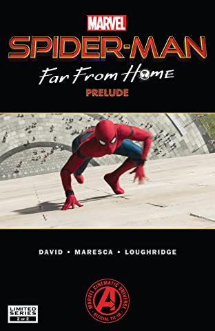 Spider-Man: Far From Home Prelude (2019) No.2 (sur 2)