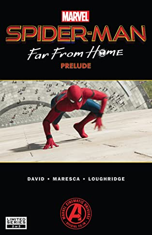 Spider-Man: Far From Home Prelude (2019) #2 (of 2)