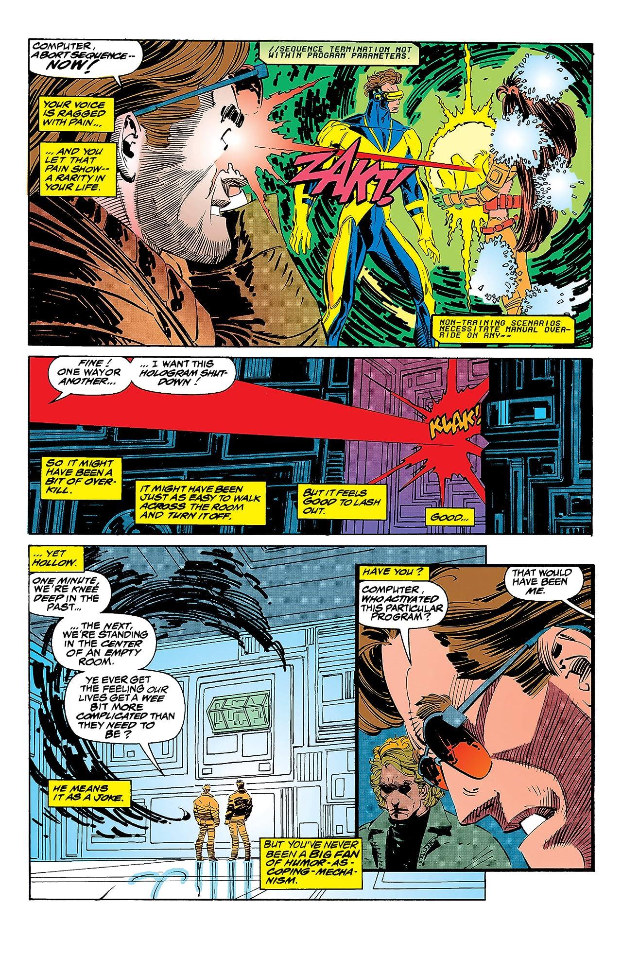 Uncanny X-Men (1963-2011) No.310