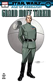 Star Wars: Age Of Rebellion - Grand Moff Tarkin (2019) #1
