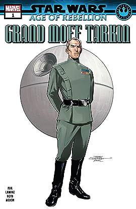 Star Wars: Age Of Rebellion - Grand Moff Tarkin (2019) #1
